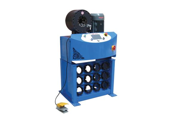 Máy uốn ống thủy lực áp lực cao cho doanh nghiệp nhỏ